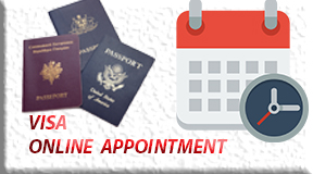 Visa Services Appointment