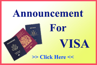 Embassy of The Republic of The Union of Myanmar » Visa